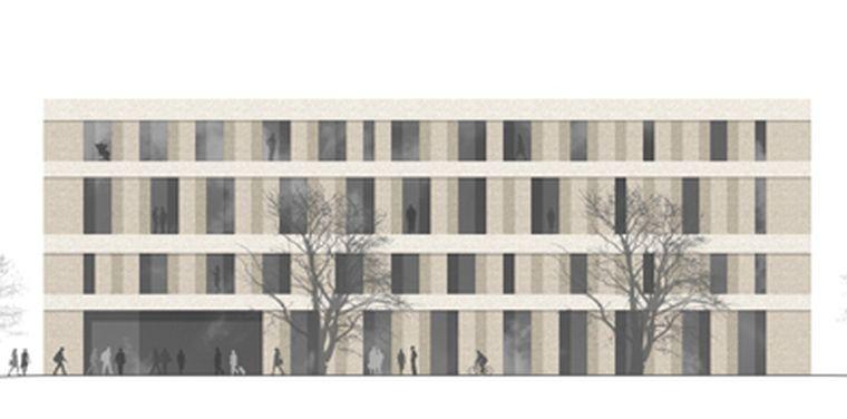 Bbr walter meissner bau architektenwettbewerb walter - Ansicht architektur ...